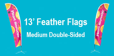 Franchise Feather Flags